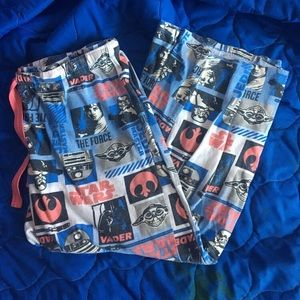 Star Wars Intimates & Sleepwear - Star Wars Pajama Bottoms